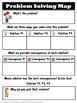 Speech Therapy Problem Solving Scenarios & Graphic Organizer {FREE!}