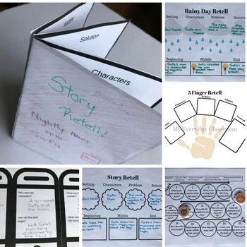 Story Retell Package