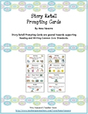 Story Retell Prompting Cards for Common Core