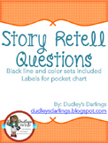 Story Retell Questions