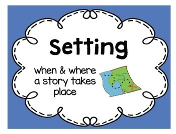 Story Retell - Posters, Prompts, & Graphic Organizers