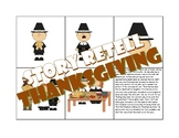 Story Retell & Sequencing Cards: Thanksgiving Edition