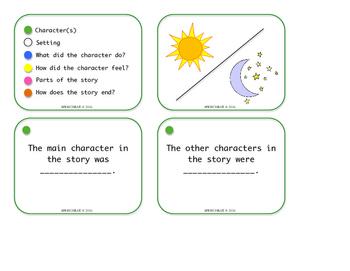 Story Retell Tool (Flashcards)