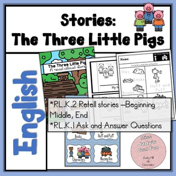 Story Retell and Sequencing