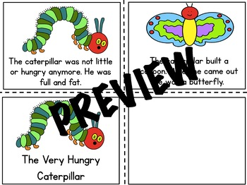 Story Retelling Cards