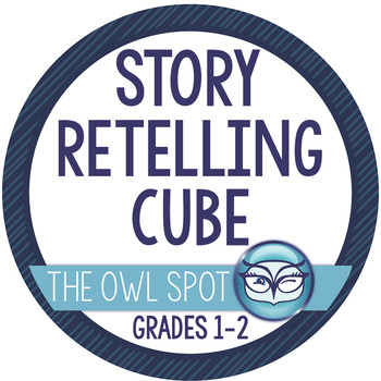 Story Retelling Cube