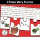 Story Retelling and Sequencing Puzzles