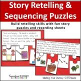 Story Retelling Puzzles