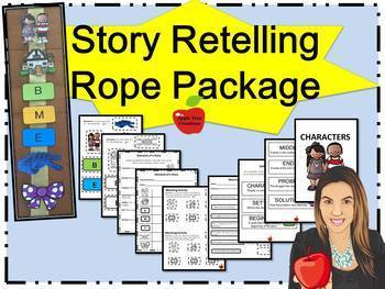 Story Retelling Rope Package