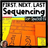 Story Retelling and Sequencing Flap Books | Special Education Resource