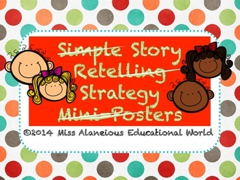 Story Retelling and Summary Writing Made Simple!
