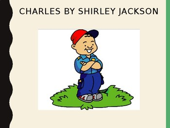 Story Review - Charles by Shirley Jackson