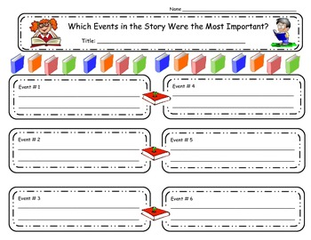 Story Review Task Cards and More
