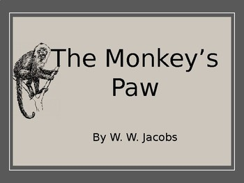 Story Review & Analysis - The Monkey's Paw by W. W. Jacobs