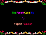 Story Review & Analysis - The People Could Fly by Virginia