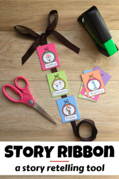 Story Ribbon (A story retelling tool)