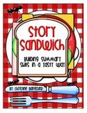 Story Sandwich: Building Summary Skills in a Tasty Way