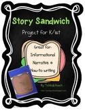 Story Sandwich Writing Project