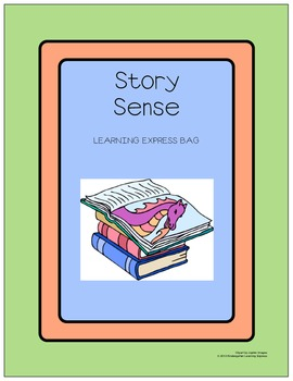 Story Sense Learning Express Bag