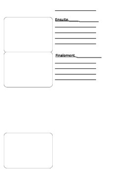 Story & Sequence Organizer