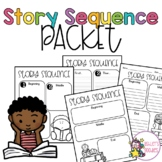 Story Sequence Organizer Packet