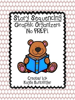 Story Sequencing NO PREP