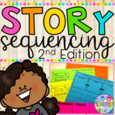 Story Sequencing 2nd Edition | Distance Learning