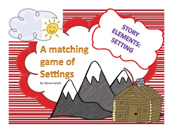Story Setting: A Matching Game