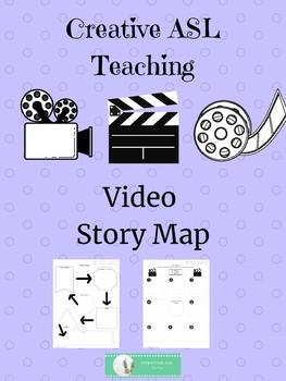Story Setting Worksheets FREE! Video Talks