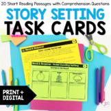 Story Settings Task Cards