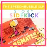 Story Sidekick - We Don't Eat Our Classmates