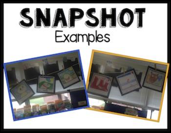Story Snapshots Packet
