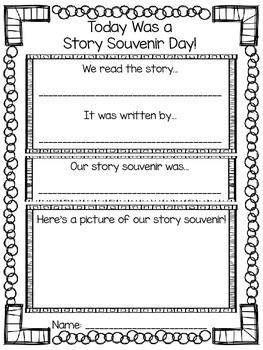 Story Souvenir