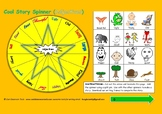 Story Spinner (Adjectives)