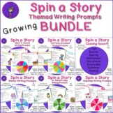 Story Spinner Endless Growing Bundle - Writing Prompts and