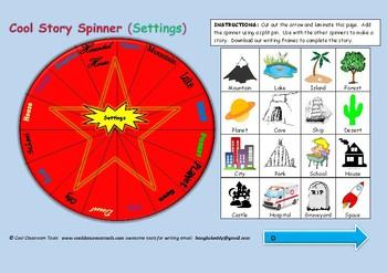 Story Spinner (Story Settings)