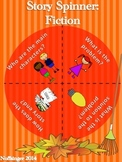 """""""Fall"""" Comprehension Story Spinner for Fiction Texts- Freebie!"""