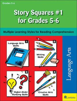 Story Squares #1 for Grades 5-6