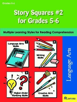 Story Squares #2 for Grades 5-6