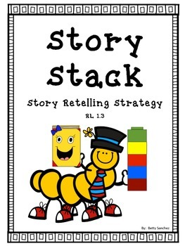 Retell a Story, Hands-On Strategy:  A Story Stack!