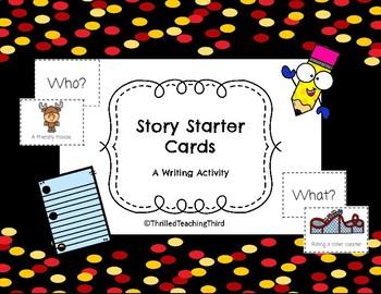 Story Starter Cards