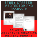 Story Starter Creative Writing Prompt: Protector and Assassin