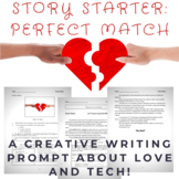 Story Starter Creative Writing Prompt: Perfect Match
