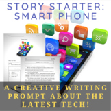 Story Starter Creative Writing Prompt: Smart Phone