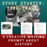 Story Starter Creative Writing Prompt: Time After Time