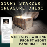 Story Starter Creative Writing Prompt: Treasure Chest