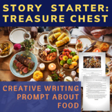 Story Starter Creative Writing Prompt: Unimaginable Feast