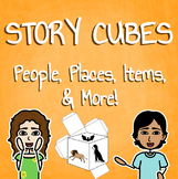 Story Cubes for Creative Writing