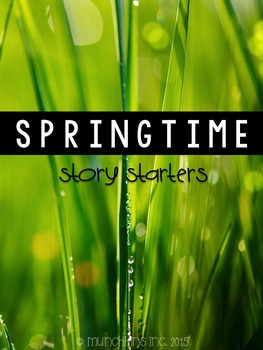 Story Starter Strips [Spring Edition]