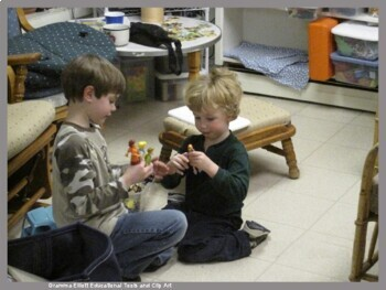 Conversation and Story Starter Photos for Young Children
